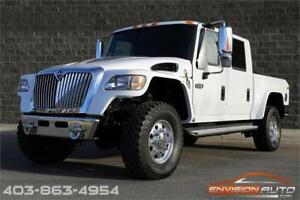 INTERNATIONAL MXT 4X4 NAVISTAR HARVESTER MVU \ ONLY 28,600KMS!!
