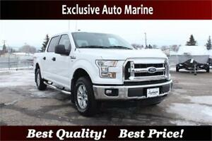 2016 Ford F150 XLT SuperCrew 4x4