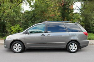 2004 Toyota Sienna LE - TRES PROPRE
