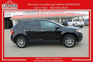 2011 Ford Edge SEL AWD V6 FULLY LOADED! $165/SEMI-MONTHLY OAC
