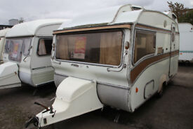 Safari 2 Berth Caravan Reduced! £495