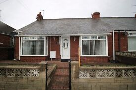 Two Bedroom Semi Detached Bungalow, Unfurnished.