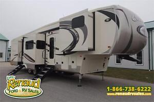New 2017 Palomino Columbus 386 FK 5th Wheel