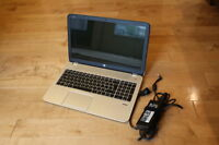 HP envy 15.6 inch laptop in excellent condition