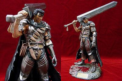 BERSERK Statue Art of War Guts:Black Swordsman Episode of Birth Feast*limited 2*