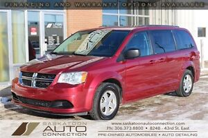 2011 Dodge Grand Caravan ** STOW 'N GO ** REAR AIR & HEAT **