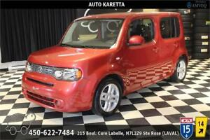 2009 NISSAN CUBE SL, AUTOMATIQUE, A/C, MAGS, CLEAN CARFAX