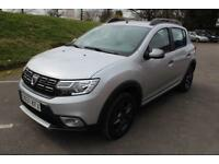 LHD 2017 Dacia Sandero Stepway Petrol 5 Door SPANISH REGISTERED
