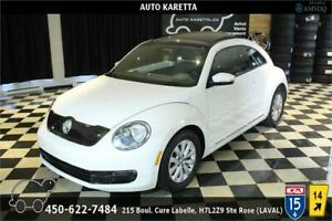 2013 Volkswagen Beetle TDI, TOIT,SIEGES CHAUFFANT/MAGS........