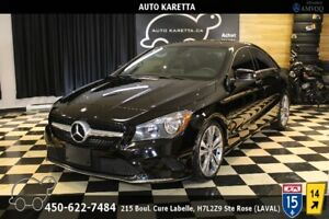 2017 MERCEDES CLA250 4MATIC/NAVIGATION/CAMERA
