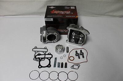 52 mm 105cc Large Valve Head Big Bore Kit qmb engine
