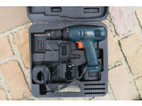 Black and Decker Drill Rechargeable KC965KN in Carrycase