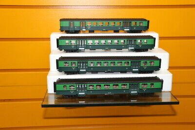 OVB 1100 set 4 M1 wagens - coffret 4 voitures M1  NMBS - SNCB