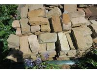 Indian Sandstone Paving Blocks