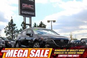 2014 Mazda Mazda3 Sport GT| Sun| Nav| Heat Seat| Dual Clima| BLI