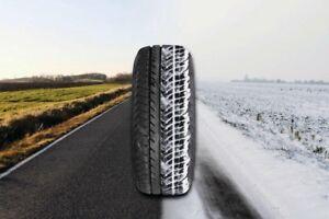 pose de pneu / changement de pneu d'hiver
