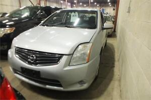"2010 Nissan Sentra 2.0 S ""AS IS"""
