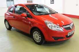 VAUXHALL CORSA 1.O I ECO FLEX 2010 60 PLATE 53798 MILE WITH SERVICE HISTORY 12 MONTH TEST