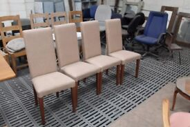 four as new dining chairs