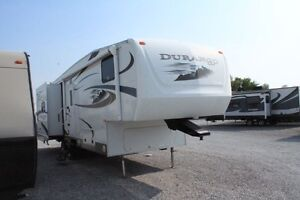 2012 K-Z Durango D2857 Fifth Wheel
