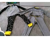 Boys Mothercare pyjamas age 3 to 4 years