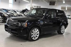 2013 Land Rover Range Rover Sport HSE SPORT LUXURY/SUEDE/NAV