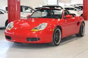 Porsche Boxster 2D Roadster 1999