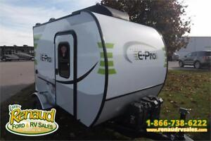 New 2018 Forest River E-Pro Travel Trailers