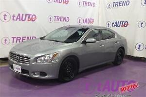 Your new experience of motoring. 2009 Nissan Maxima 3.5 SV