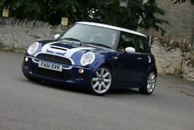 BMW Mini One 1.6 - Cooper S Styling and JCW Goodies! May Swap