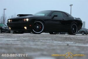 2009 Dodge Challenger R/T 2dr Coupe