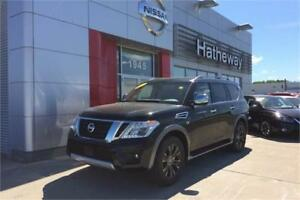 2017 Nissan Armada Platinum  8 passenger Save up to $15,600
