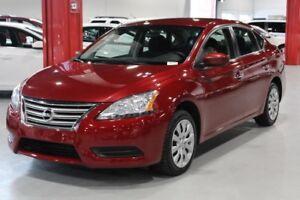 Nissan Sentra S 4D Sedan 6sp 2013