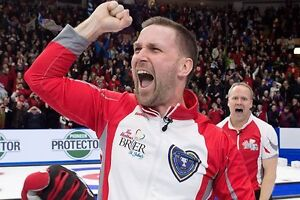 World Curling  Draw # 7 April 3 - 2 pm  vs Scotland