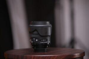 Lentille Sigma 24-70mm F2.8 DG OS HSM Art pour Canon