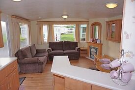 Static holiday home caravan for Sale PITCH FEE'S INCLUDED Skegness Southview East Coast England