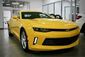 2017 Chevrolet Camaro LT One Owner, Sunroof, Auto, Clean, Mint!
