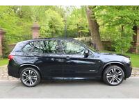 2014 BMW X5 3.0 DIESEL M SPORT 1 OWN 49,775 MILES FBMWSH EXCEPTIONAL EXAMPLE
