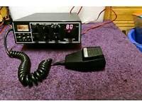Ham international concorde mk2 transceiver /ussb& lower bands /80channel