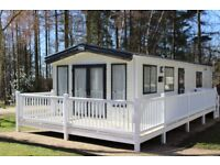 PET FRIENDLY caravan available to hire **PERCY WOOD COUNTRY PARK**