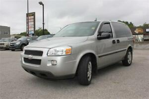 2009 Chevrolet Uplander LS - REDUCED TO $5447.