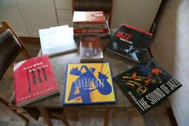 Jazz book collection of 10 books