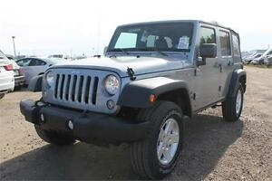 2016 JEEP WRANAGLER SPORT 0% FINANCING FOR 72 MONTHS UNTIL JAN31