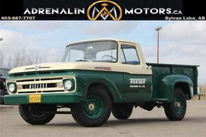 1961 Mercury M 250 Fully Restored!!