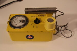 CDV 700 Civil Defence Geiger Counter Radiation Detector