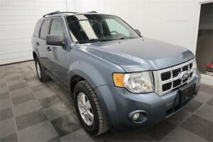 2011 Ford Escape XLT 4WD! Leather! Heated Seats! Accident Free!