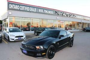 2012 Ford Mustang V6 LEATHER SEATS BLUETOOTH NO ACCIDENTS