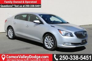2015 Buick LaCrosse ISLAND OWNED, ACCIDENT FREE, KEYLESS ENTR...