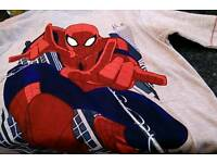 Brand new official Spiderman long sleeved top age 9-10 years