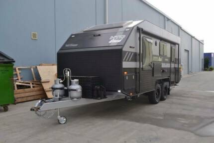 2017 Van Cruiser Caravans
